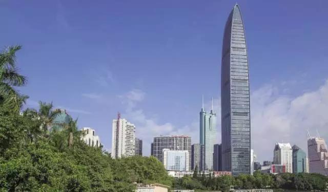 """""""深圳高度""""不断被刷新 空置率上升超过北上广"""